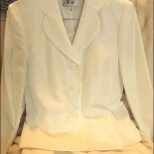 White Skirt Business suit